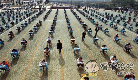 防学生考试作弊的最高境界