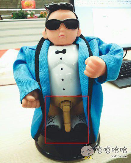 看见这玩具,我想报警