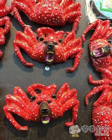 鱼与熊掌不可兼得,那么就吃螃蟹吧……