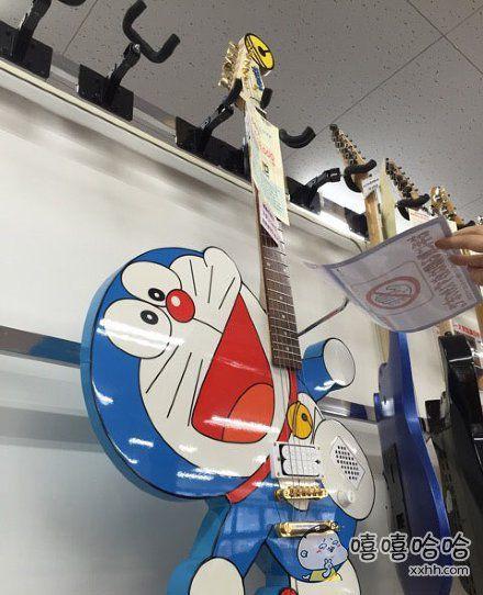 这个吉他我要了~