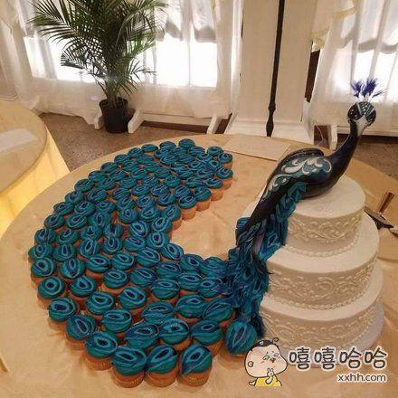 有创意的婚礼蛋糕