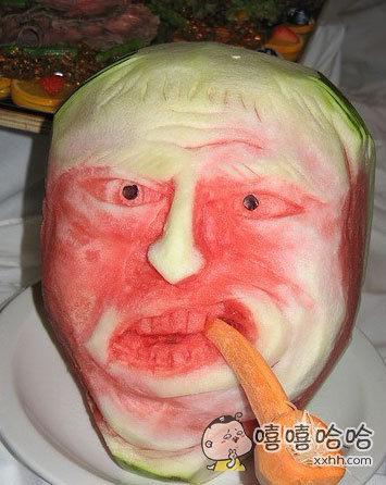 这西瓜你敢吃吗?