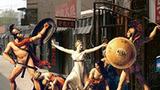 罗马武士吵架