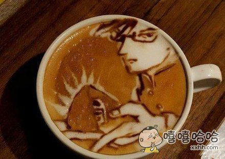 这吊炸天的咖啡好想再来一杯
