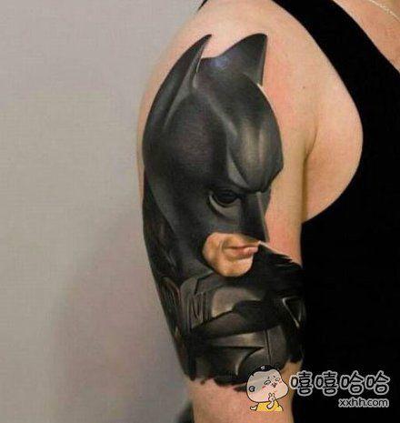 这个纹身好霸气