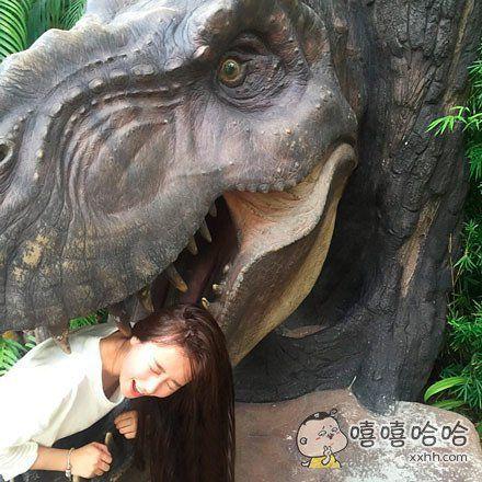 要被恐龙吃了,救救我