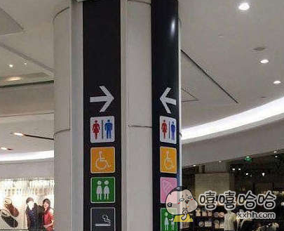 厕所到底在哪里?