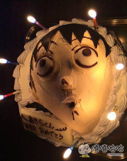 谁丧心病狂订的蛋糕