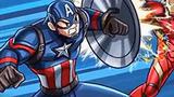 """《美国队长3》恶搞动画""""制服诱惑"""""""