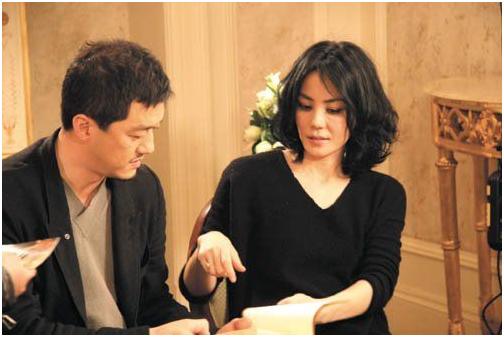 杨澜访谈录王菲李亚鹏大谈可爱女人的婚姻生活