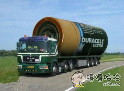 这么大的电池是给啥用的