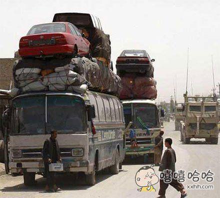 开车累了,坐客车回去吧!