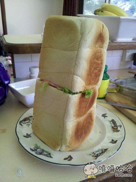 三明治。。。