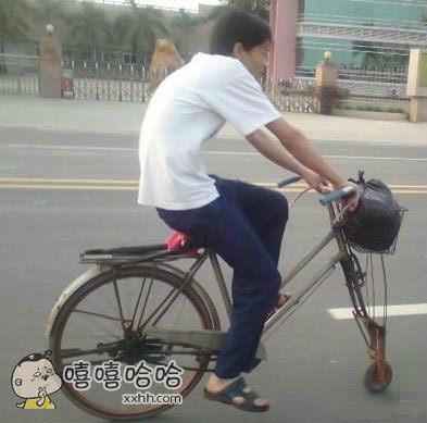 如此拉风的自行车你值得拥有