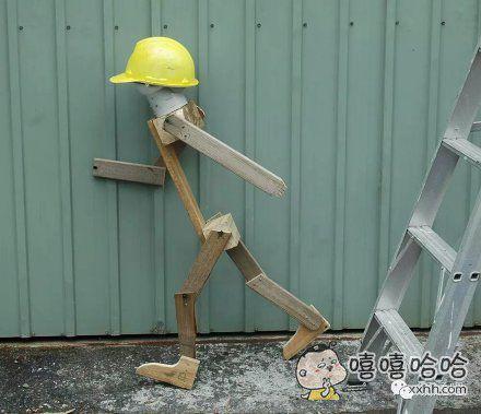 建筑工人的创艺精神