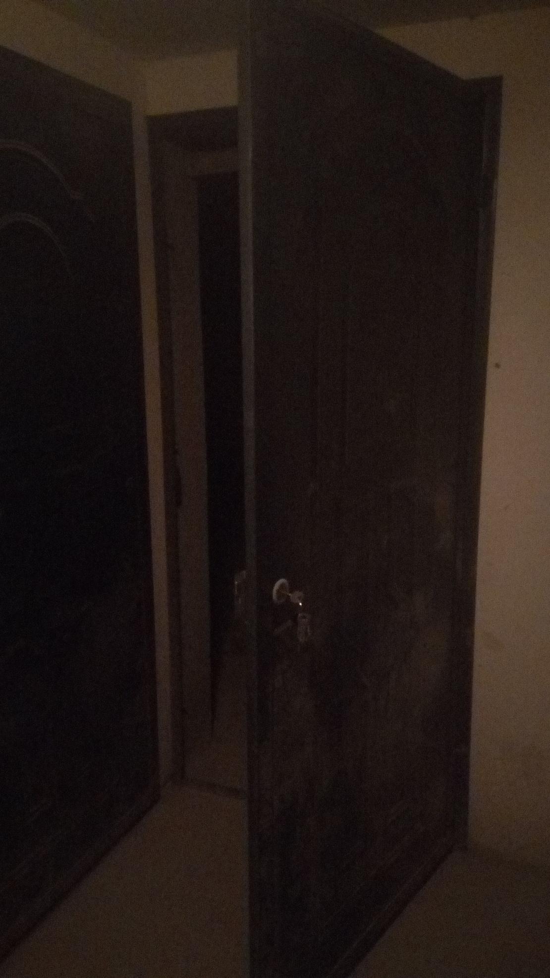 每次一个人打开地下室门都感觉会有什么暗黑的东西要出来