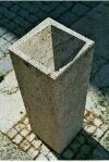 柱子是实心还是空心的??