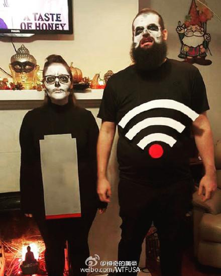 从某种程度上来说最可怕的打扮:电力不足和没有信号……