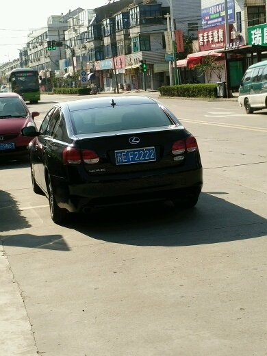 这辆车的主人一定是个哈士奇。。。
