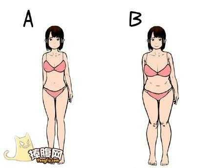 如果A和B都喜欢你,A讨厌做家务不会做饭偶尔小公主脾气,B做菜超好吃对人又温柔但比A胖20斤,娶哪个?