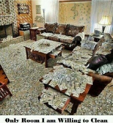 在这个世界上,唯一一间我一定会抢着主动打扫的房间