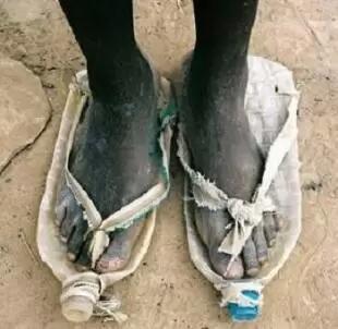 天比较热,买了双好拖鞋!
