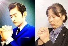 60岁大妈学张翰祈祷:希望张翰爱上偶