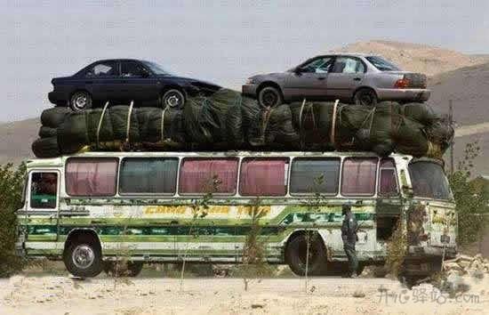 超人的客车