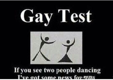 性取向测试、如果看到的是女性身体说明你是异性恋,如果你看到两个人在跳舞说明你是同性恋,如果都看到那你就是双性恋