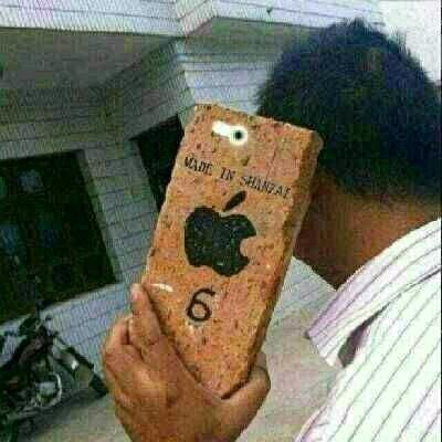 看最近好多人都哪苹果5嘚瑟,我都不好意思拿我手机了。