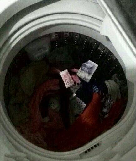 这就是我在家喜欢主动给爸妈洗衣服的原因。。。
