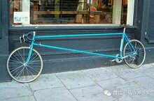 自行车坏了,网购了个好的,尼玛,这要肿么骑?