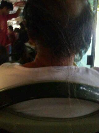 这就是你们说的长发及腰?