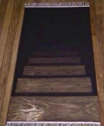 坑爹啊!朋友家的地毯。