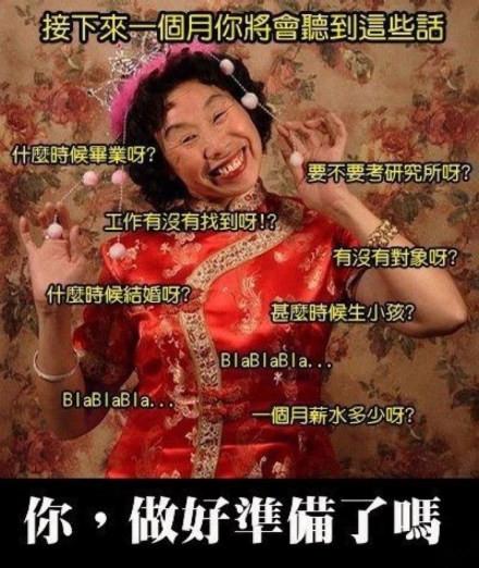 我已患上春节恐归症!!!