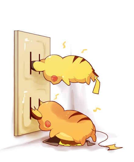充电中。。。好萌!!!