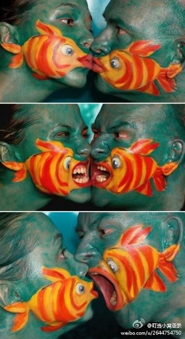 需要你,我是一只鱼。。。