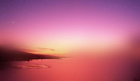 好美的海景,怎么觉得不对劲?