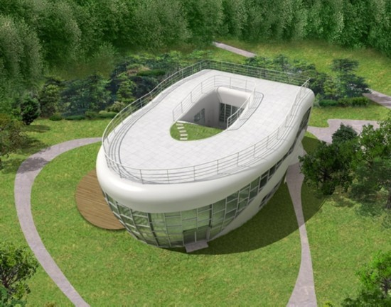 告诉我 你在设计这个房子的时候你在想什么