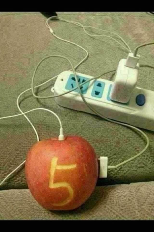 苹果5就是这样的!!!!!