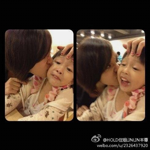阿姨的爱之吻,有哪里不好吗?