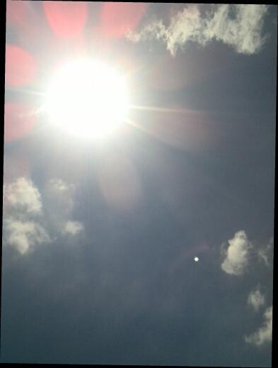 37度的高温,暴晒了一天,日,我把你记住了……