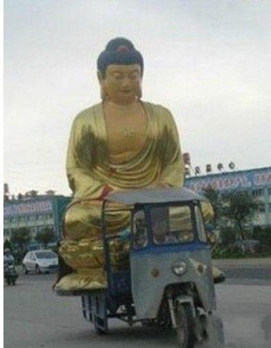 佛祖的坐骑