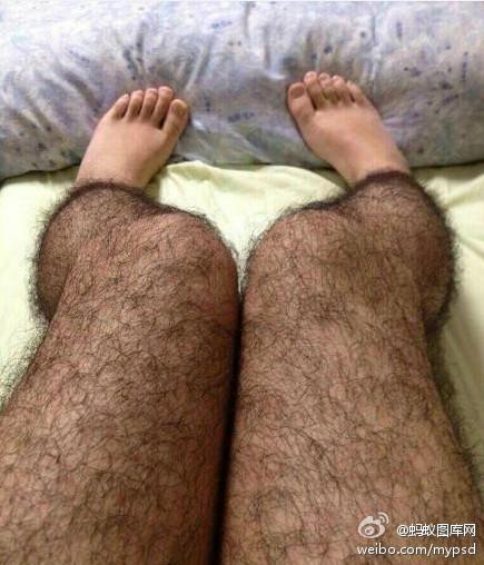 全包式毛腿丝袜,女性夏季防性骚扰必备。(感觉好恶心的说)