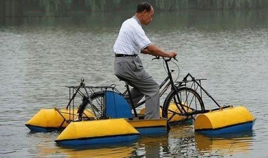 买一辆去水上踏青吧