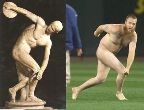 裸奔不只是疯狂,也是艺术