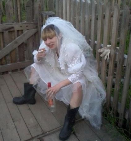 哎呀妈呀,结个婚可真累啊