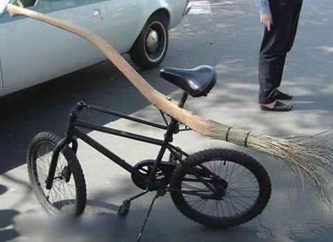 哈利波霸的坐骑?