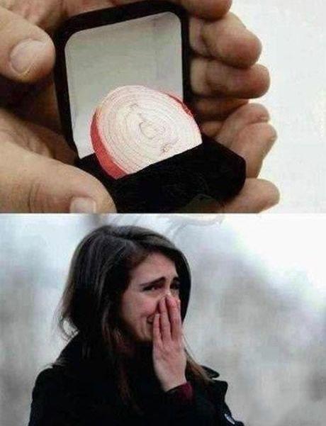 那一刻,我哭了