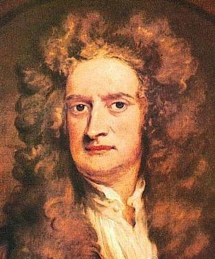 """物理自习课上,同学们都在做作业,老师说:""""大家有什么问题,就尽管问我!""""一同学走过去:""""老师,牛顿的头发是在哪烫的?"""""""